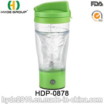 Botella de agua 450ml agitador eléctrico (HDP-0878)