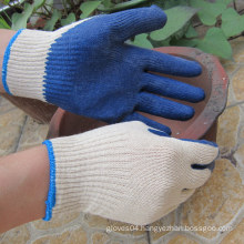 Latex Dipped Palm Gloves Safety Economy Grade Work Glove