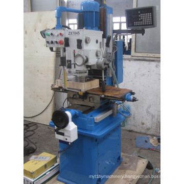 Zx7045 Drilling and Milling Machine Automatic