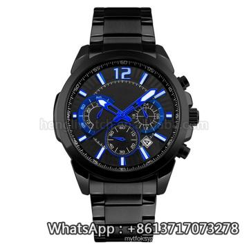 New Style Quartz Watch, Fashion Stainless Steel Watch Hl-Bg-191