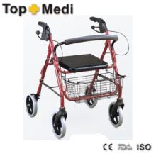 Medizinische Versorgung Walking Aid mit Big Basket für ältere