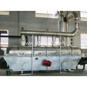 ZLG 4.5 x0.6 vibrating fluid bed dryer