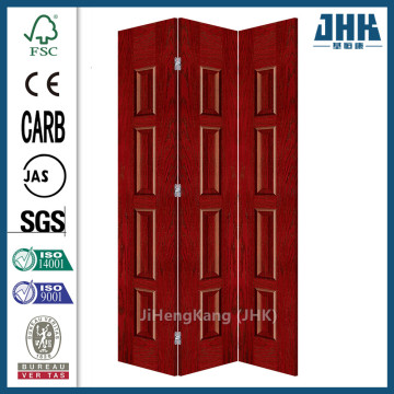 JHK Wooden Folding Door Indian Bathroom Door Designs