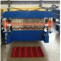 croatia double trapezoidal roll forming machine