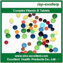 Complemento Nutricional Complejo Vitamina B Tableta