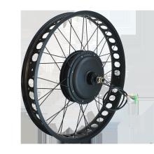 Display LCD 48V 1000W Kit de conversão de pneus gordos