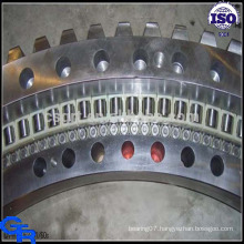 three-row pole slewing ring,single-row slewing ring,gear slewing ring