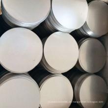 Qualität Kaltgewalzter 201 Aod-Material-Edelstahl-Kreis