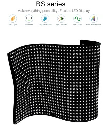 Flexible LED Module