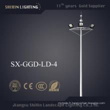 2015 Newe 18m \ 20m \ 25m \ 30m \ 35m LED High Mast Light
