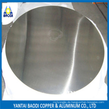 Aluminium-Kreis für Topf, Pfanne, Herd
