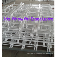 Window Well Escape Ladders (AK-EL)