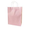 Customized Sze Art Fancy Cardboard Woodfree shopping Paper bag