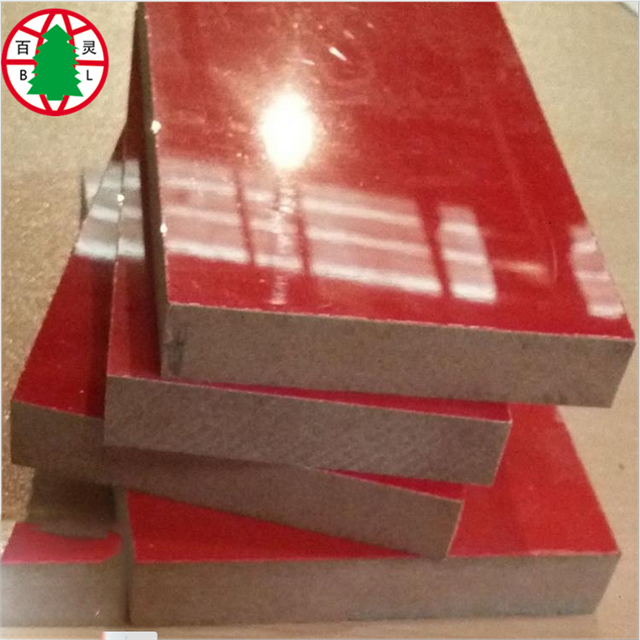 High gloss UV Coated MDF Board