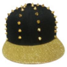 Snapback Baseball Caps с искусственной кожей SD03
