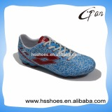 Factory wholesale indoor football shoes men