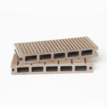 High Quality Hollow Outdoor Wood Plastic Composite Deck