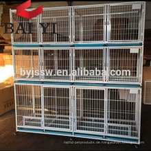 Neue Design Factory Verkauf Faltbare Katze Käfige