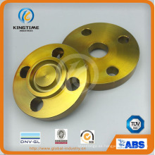 ANSI B16.5 Clase 300lb bridas ciegas brida forjada con TUV (KT0272)