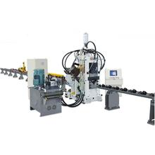 Automatic Angle Punching and Shearing Machine