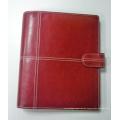 Pasta de arquivo do organizador de moda A5, Notebook Case