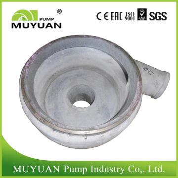 Piezas de la bomba de refuerzo de lodos de cerámica de procesamiento de minerales