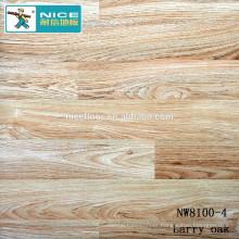 NWseries Larry oak Parquet wood flooring HDF core Parquet Flooring