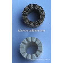 RF Series Cordierite welding studs Ceramic Ferrules