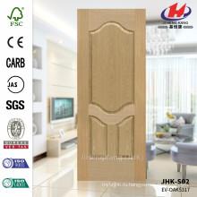JHK-S02 Сертификат нового дизайна MDF Россия EV-Veneer 5317 Дверной лист