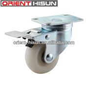 Caster barato y ruedas de 3 pulgadas del rodillo echador y ruedas de fundición Industrial
