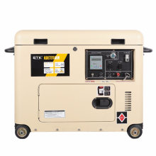 Air Cooled Soundproof Diesel Generator with Optional Spare Parts