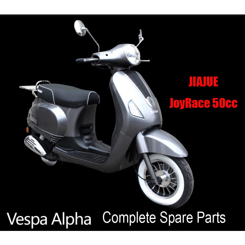 Jiajue VESPA Alpha Part