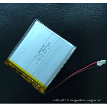 Batterie de haute qualité batterie 4000mAh 3.7V 906065 Li-Polymer