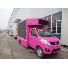 Changan Small Mobile LED Screen Truck