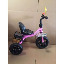 Fashional baby tricycle with comfortable saddle