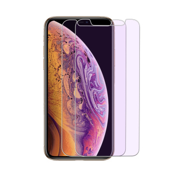2.5D Anti-Blue Light Protection para iPhone XS Max