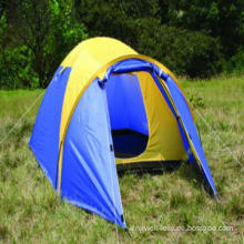 Camping Tent, Made of 100% 170T Polyester