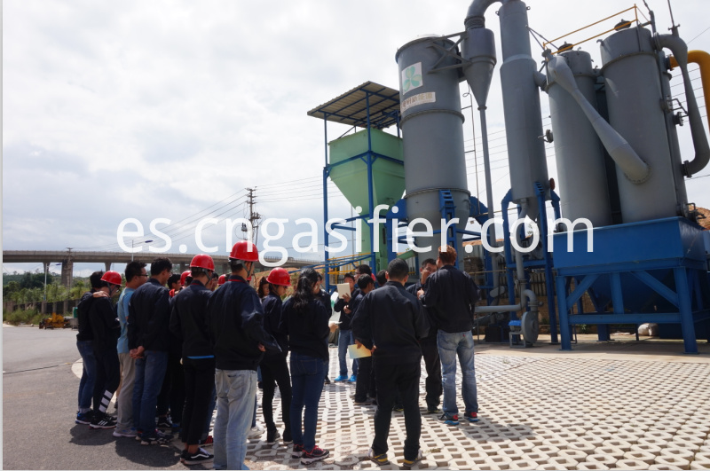 Coal Gasification Equipment