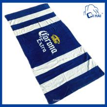 350GSM Pure Cotton Beach Towel (QHDD550)