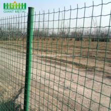 High Quality PVC Coated Galvanized Euro Panel Fence