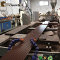 WPC Production Line (WPC Profile Single/Twin Screw Extruder)