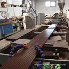 WPC Decking Making Machine \ WPC Decking Extruction Line