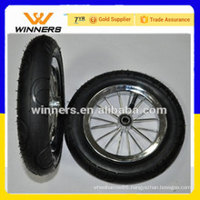 all size pneumatic rubber wheel child bicycle wheel