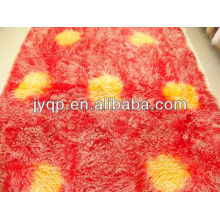 Vente en gros Super Luxury Mongolian Lamb Blanket