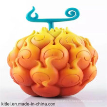 Cadeau de décoration en plastique coloré en forme de craft