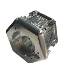 Componentes anodizados prototipo de control numérico rápido