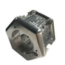 Rapid Numerical Control Prototyp eloxierte Bauteile