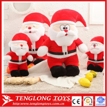 high quantity cute plush toys father Christmas toys Santa Claus toys