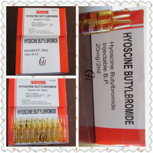 Antiespasmódico Scopolamine Butylbromide Injection