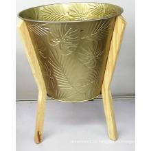 Floor vase  dried flower bucket flower